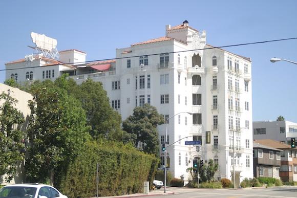 El Mirador Apartment.