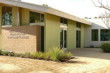 Plummer Park Community Center