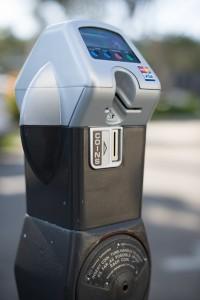 Parking Meters West Hollywood