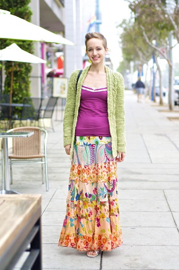 StreetWalker Laura