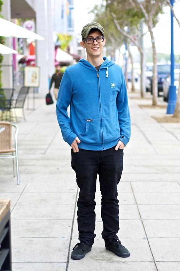 Victor - Streetwalker West Hollywood