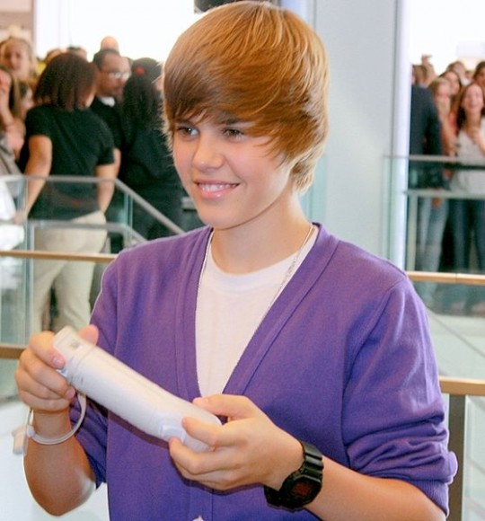 Justin Bieber Flick