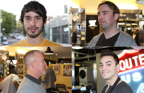 Top 5 Haircuts in West Hollywood