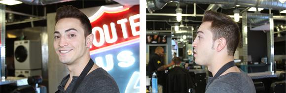 Quiff Haircutt