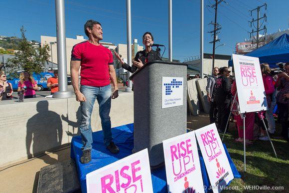 One Billion Rising - West Hollywood - 05