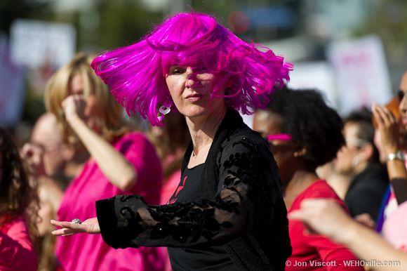 One Billion Rising - West Hollywood - 25