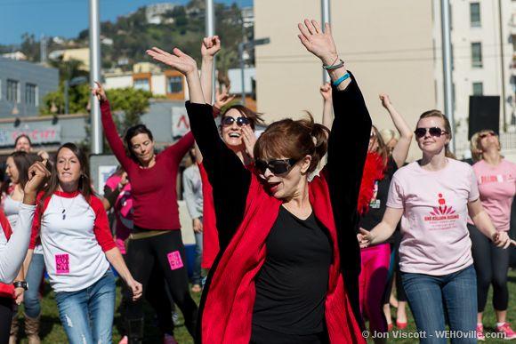 One Billion Rising - West Hollywood - 37