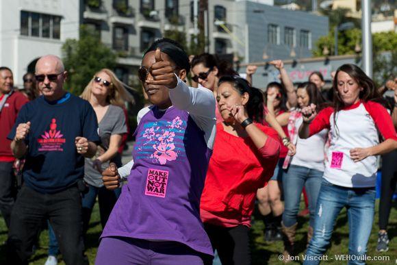 One Billion Rising - West Hollywood - 38