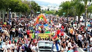 LA Gay Pride 2012