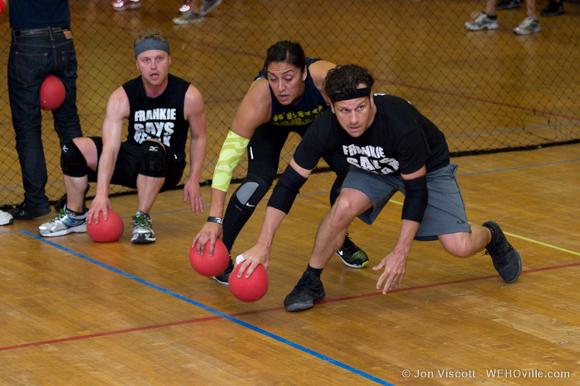weho dodgeball tuesday summer 2013