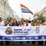 Stolichnaya, Latvia, gay pride