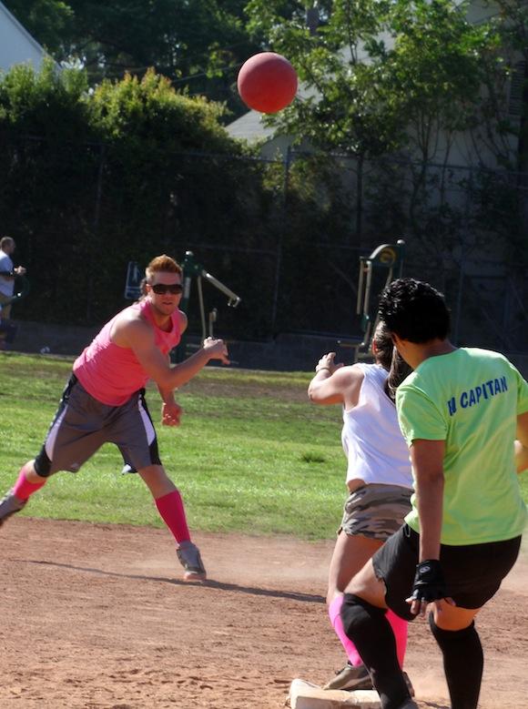 Kickball Opening Weekend