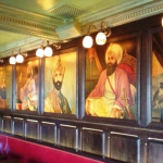 Images of Guru Gobind Singh at Pikey's