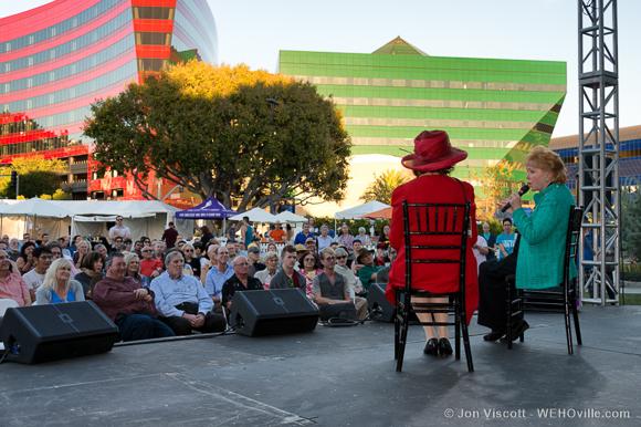 2013 West Hollywood Book Fair