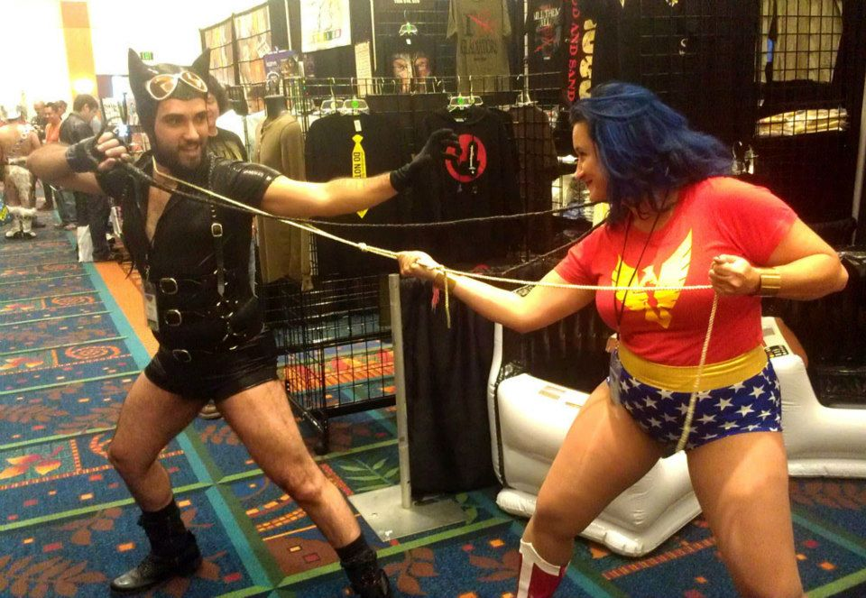 """Bent-Con brings together hundreds of LGBT and allied (or """"UnGay"""") fans of comics, sci-fi, gaming and other pop culture.  (Photo courtesy of Bent-Con)"""
