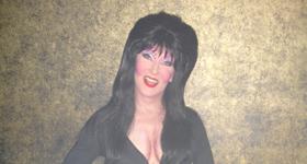 Dolly Levi as Elvira by Adam Magee-TEASER