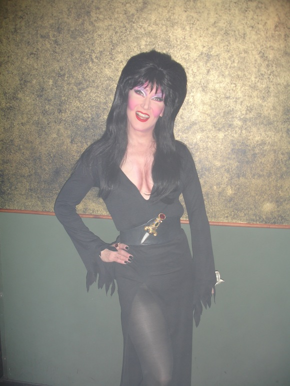 Dolly Levi as Elvira by Adam Magee