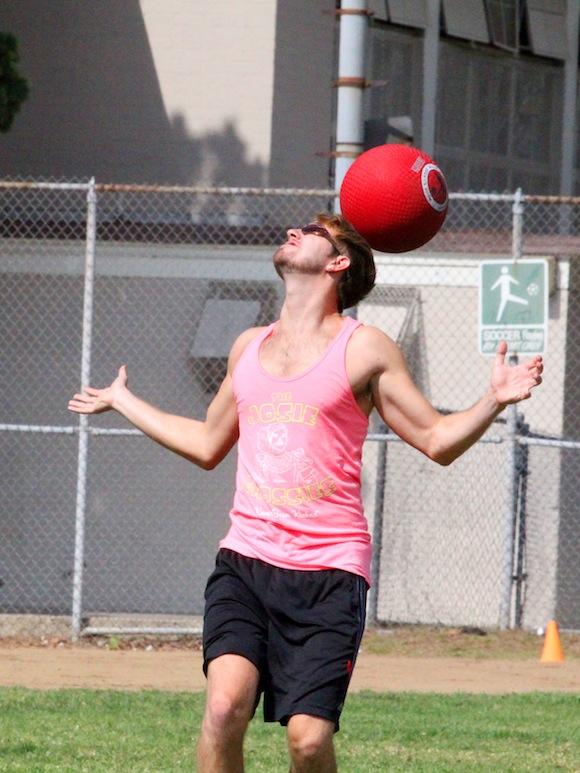 Varsity Gay League kickball fall 2013