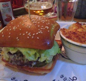 Connie & Ted's Burger