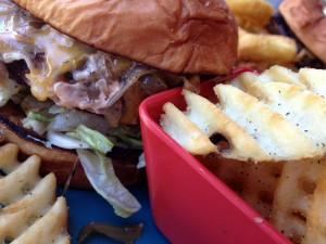 Hamburger Mary's Burger
