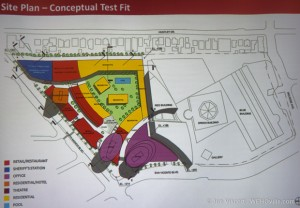 Map of proposed Cohen Bros. megacomplex