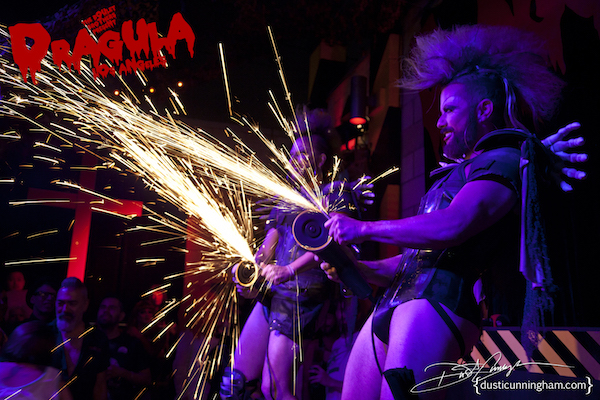 The Boulet Brothers Dragula at Faultline (Photo by Dusti Cunningham)