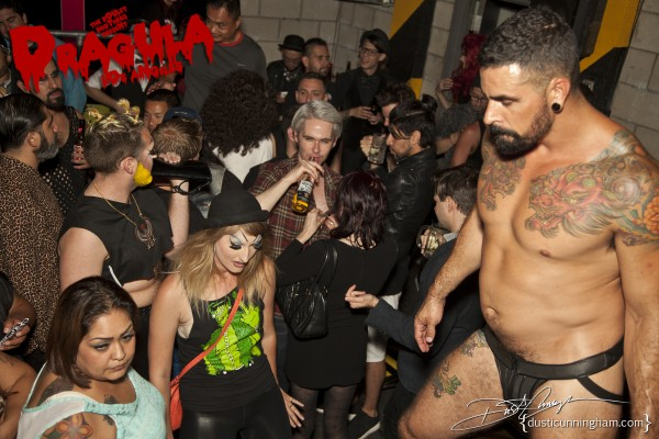 The Boulet Brothers' Dragula at Faultline (Photo by Dusti Cunningham)