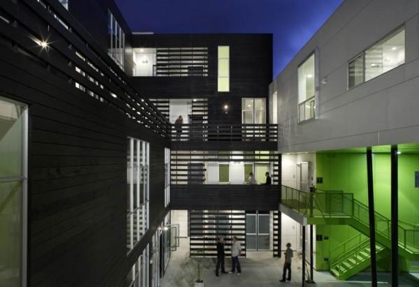 Habitat 825 condos (architect Lorcan O'Herlihy)