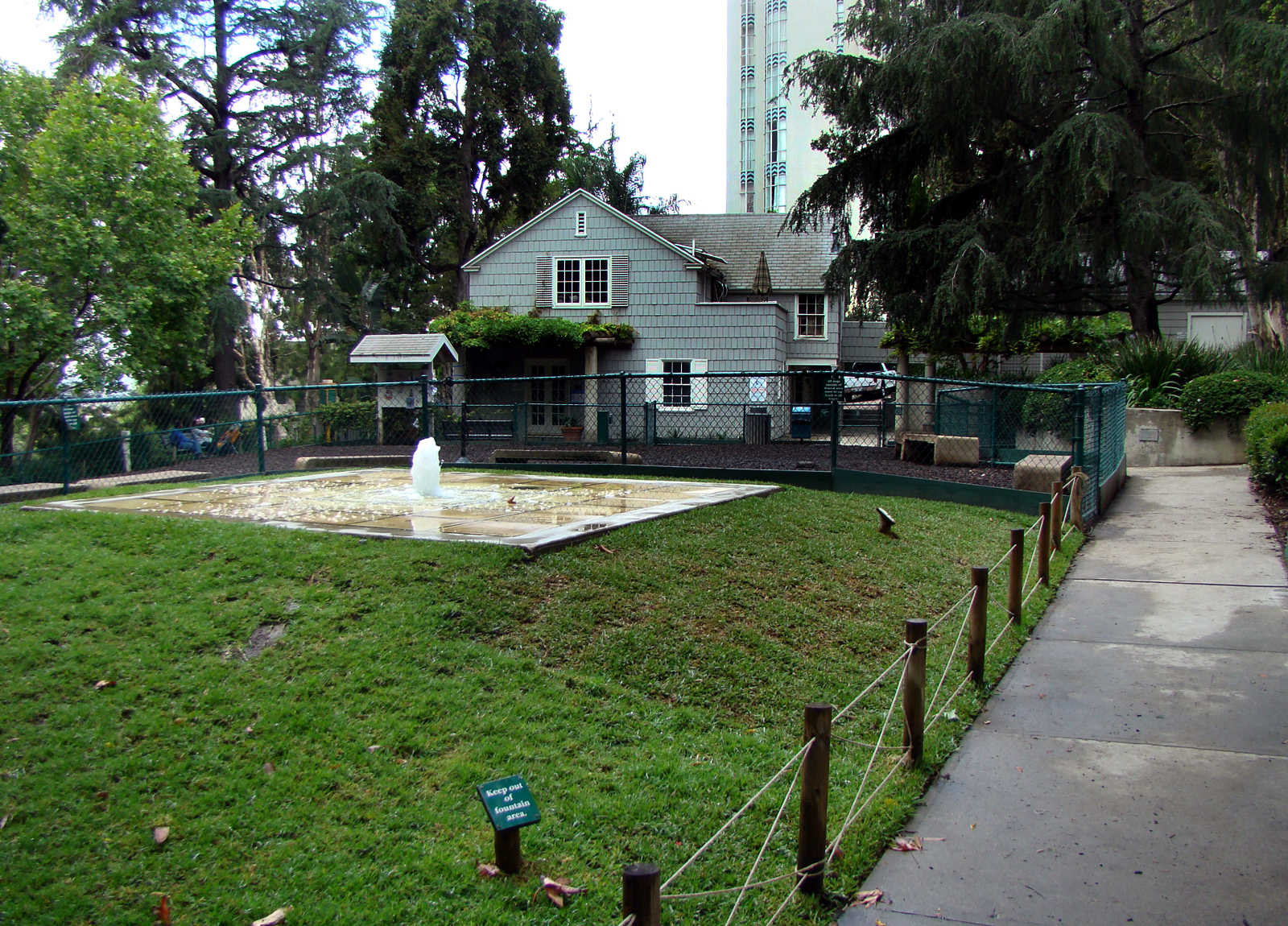 West Hollywood's Hart Park (Photo courtesy of SVChistory.com)