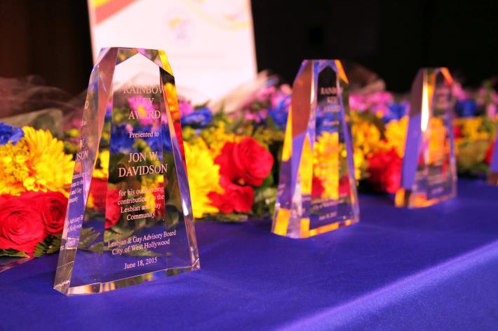 rainbow key awards