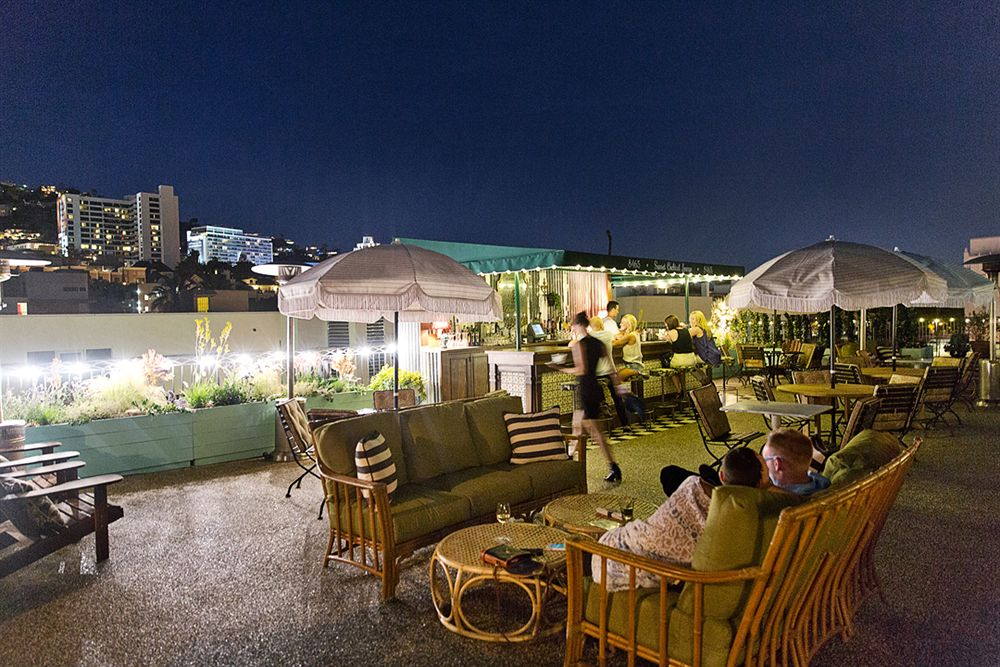 The rooftop at Palihouse West Hollywood