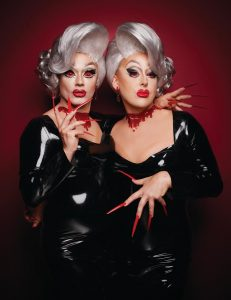 The Boulet Brothers. (Photo by Magnus Hastings)