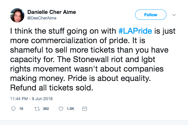 L.A. Pride Parade Canceled, Replaced By LGBT Resist March