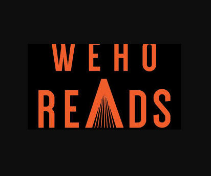 wehoville.com: Spring Line-Up for WeHo Reads Series Features Poets, LGBTQ Writers, Women Writers and More